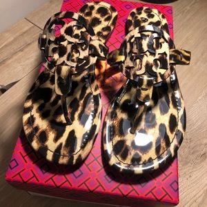 Brand New Tory Burch Miller Sandals Size 8.5